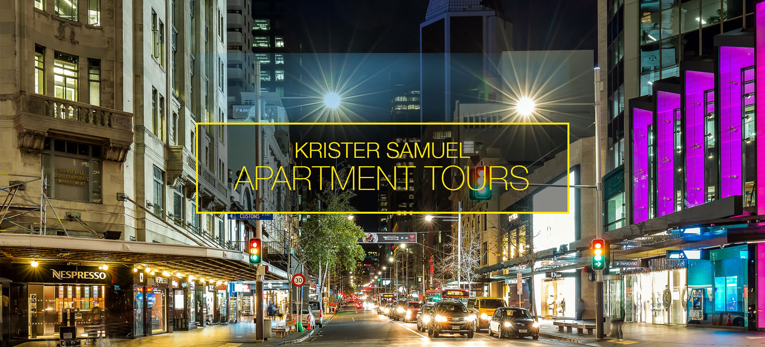 krister samuel apartment tours signage